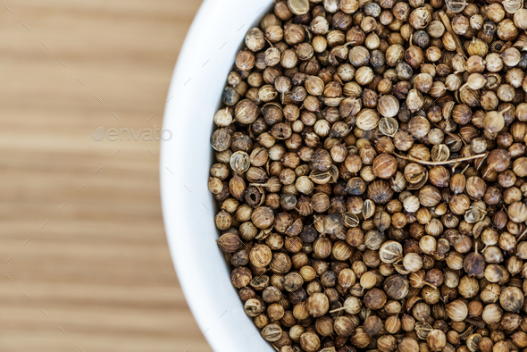 Closeup of peppercorn texture - Stock Photo - Images