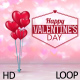 Valentines Day Background - VideoHive Item for Sale
