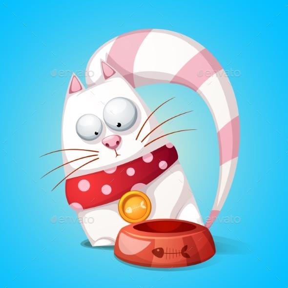 Cartoon Character Cats - Animals Characters