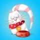 Cartoon Character Cats