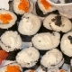 Decorate Sushi Rolls with Black Caviar - VideoHive Item for Sale