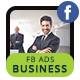 Business Service Facebook Ad Banners - AR - GraphicRiver Item for Sale