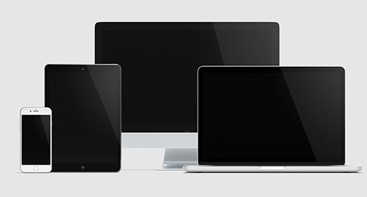 Multi Devices Mock-Ups