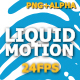 Liquid Motion Shapes And Transitions - VideoHive Item for Sale
