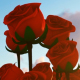 3D Roses - VideoHive Item for Sale