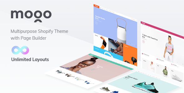 MOGO - Multipurpose, Fashion, Electronics, Apparel, fastest Shopify theme - Shopify eCommerce