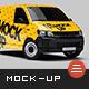 VW T6 Van Mock up