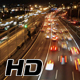 Highway Traffic Cars Driving at Multiple Lane Speedway - VideoHive Item for Sale
