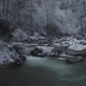 Winter Mountain River - VideoHive Item for Sale