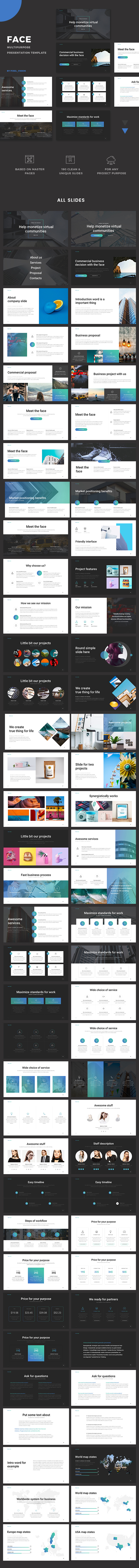 Company Presentation - PowerPoint Templates Presentation Templates