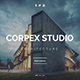 Corpex Architecture and Construction Keynote Template - GraphicRiver Item for Sale