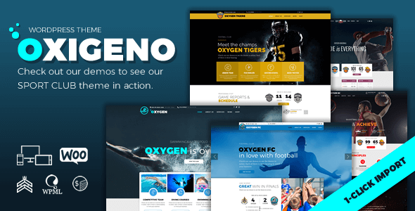 Image of Oxigeno Sport – Sports Club and Team