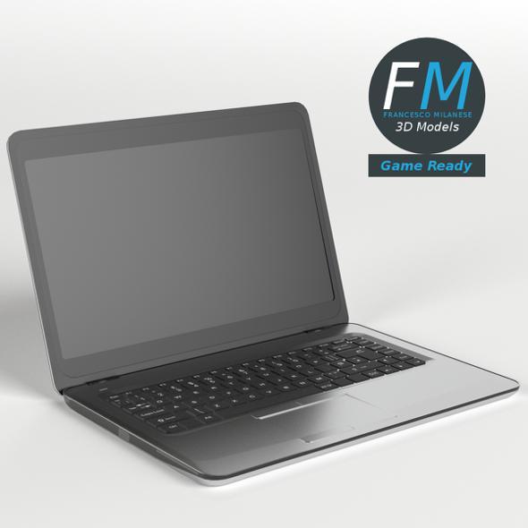 Laptop Computer GR - 3DOcean Item for Sale