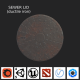 Sewer Lid (ductile iron) LOW