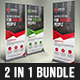 Corporate Roll-Up Banner Bundle