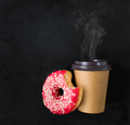Coffee and donuts - PhotoDune Item for Sale
