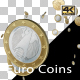 Euro Coins  4K - VideoHive Item for Sale