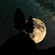 Big Moon In The Sky - VideoHive Item for Sale