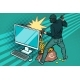 Online Hacker Steals Euro Money From Computer
