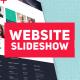 Website Slideshow - VideoHive Item for Sale