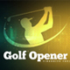 Golf Opener - VideoHive Item for Sale