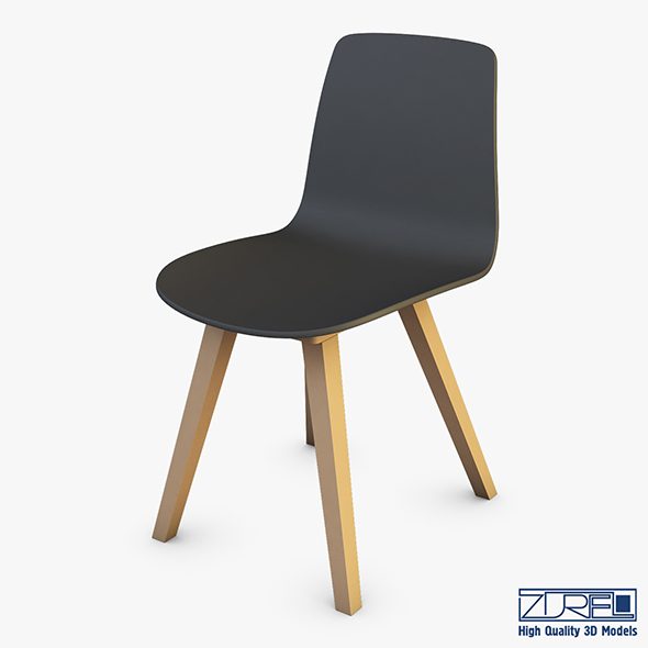 Alki Kuskoa chair - 3DOcean Item for Sale