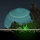 Space Platformer Game Tileset