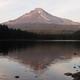 Summer Time Trillium Lake Timberline Mount Hood Cascade Range Oregon - PhotoDune Item for Sale