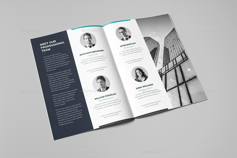 Corporate – Brochures Bundle Print Templates 10 in 1 by artbart ...