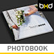 Photobook Portfolio 01 InDesign and Photoshop - GraphicRiver Item for Sale