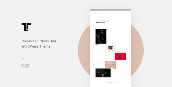 Tetriz - Creative Portfolio WordPress Theme