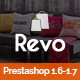 Revo - Premium Responsive Prestashop Theme for Mega Store - ThemeForest Item for Sale