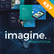 Imagine Keynote Template - GraphicRiver Item for Sale