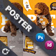 Pet Shop Poster Templates - GraphicRiver Item for Sale