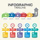 Timeline Infographic - GraphicRiver Item for Sale
