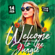 Welcome to the Jungle Dj Party