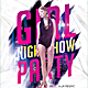 Sexy Girls / Ladies Night Party Flyer Template