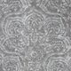 Fabric Seamless Texture Curtains (ethnic style gray)