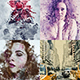 Artistic 4in1 Photoshop Actions Bundle - GraphicRiver Item for Sale