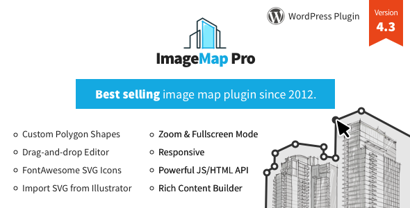 Image Map Pro for WordPress - Interactive Image Map Builder - CodeCanyon Item for Sale