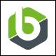 Base Hex - Letter B Logo - GraphicRiver Item for Sale