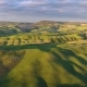 Tuscany Aerial Landscape at Evening in Italy - VideoHive Item for Sale