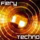 Fiery Techno Background - VideoHive Item for Sale