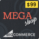 Mega Shop - Multipurpose Stencil BigCommerce Theme - ThemeForest Item for Sale