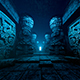 Ancient Pyramid And Sculpture - VideoHive Item for Sale