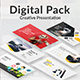 3 in 1 Digital Pack Powerpoint Bundle Template - GraphicRiver Item for Sale