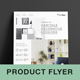Product & Photography Showcase Flyer - GraphicRiver Item for Sale