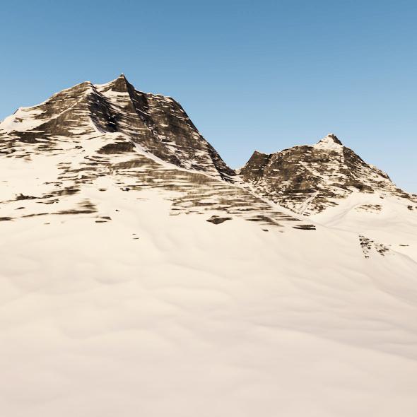 Mounts - 3DOcean Item for Sale
