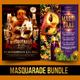 Mardi Gras or Masquerade Bundle - GraphicRiver Item for Sale