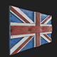 British flag - 3DOcean Item for Sale